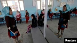 According to Human Rights Watch, at least one in five Afghan households includes an adult or child with a disability.