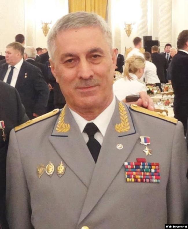Умар-Паша Ханалиев