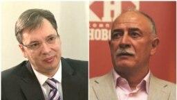 Premijer i zločinac: Aleksandar Vučić i Veselin Šljivančanin