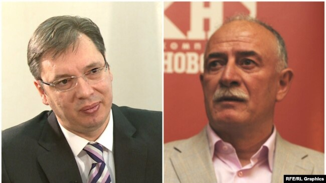 Veselin Šljivančanin bio je jedan od aduta u predizbornoj kampanji izbaranog predsednika Srbije Aleksandra Vučića