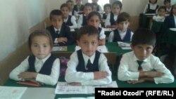 В школах Таджикистана на этой неделе начинаются преварительные подготовительные занятия для первоклашек