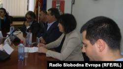 Средба на локалните власти со младинските здруженија во Куманово.