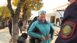 Kazakh Police Detain Dozens To Prevent Anti-Government Protests