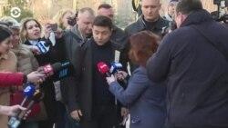 Главное: заочные дебаты в Украине и протесты в Ингушетии
