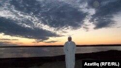 Оха шәһәре янында, Охот диңгезе буенда татарлар атып үтерелгән урын