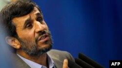 محمود احمدینژاد، رئیس جمهوری ایران