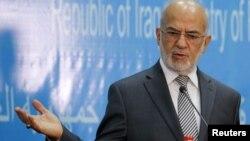 ابراهیم جعفری، وزیر امور خارجه عراق