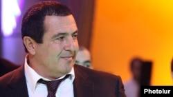 Armenia - Prosperous Armenia Party leader Gagik Tsarukian, 26Dec2013.