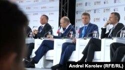 Вчера на Гайдаровском форуме