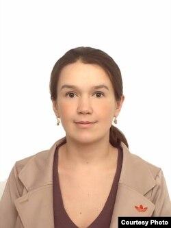 Наталия Слюсарь