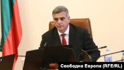 Службениот премиер на Бугарија Стефан Јанев
