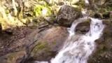 Fevralde Suv Uçqan şelâlesiniñ aqımları (video)