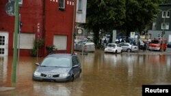 Потоп в Германии, 15 июля 2021 года