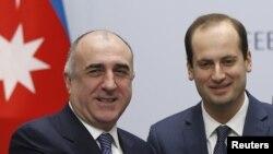 E.Məmmədyarov və M.Janelidze