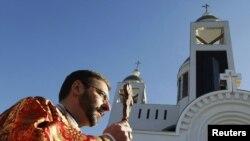უკრაინის ბერძნულ-კათოლიკური ეკლესიის პატრიარქი სვიატოსლავ შევჩუკი