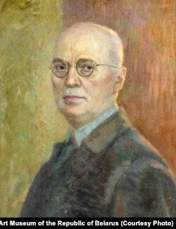 Аўтапартрэт. 1931 г.