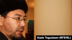 Жанос Булхайыр, адвокат. Алматы, 27 января 2014 года.