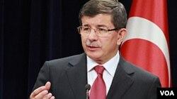 احمد داود اوغلو ، نخست وزیر ترکیه