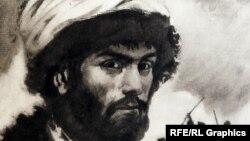 Аварский вождь и военачальник Хаджи-Мурат