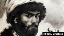 Хаджи-Мурат – один из самых уважаемых и известных военачальников Кавказа