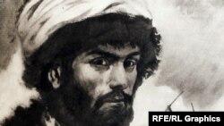 Наиб Хьаьж-Мурд, диллина сурт.