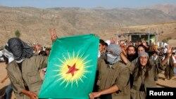 Курдски бунтовници
