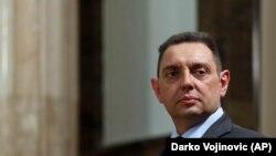 Aleksandar Vulin, ministar unutrašnjih poslova Srbije