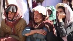 وزيرستاني کډوال له افغان حکومته د مرستو په پروګرامونو کې ونډه غواړي