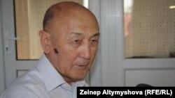 Медеткан Шеримкулов.
