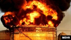 آتشسوزی در پتروشیمی ماهشهر