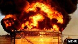 آتشسوزی در مجتمع پتروشیمی بوعلی بندر ماهشهر از روز چهارشنبه، ۱۶ تیر، آغاز شد.