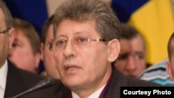 Михай Гимпу, бывший исполняющий обязанности президента Молдовы.