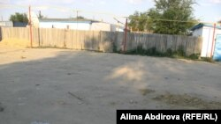 Шілденің 1-і күні полицейлер қаза болған ұшқан жер. Шұбарши ауылы, Ақтөбе облысы.