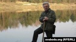 Міхась Чарняўскі, архіўнае фота