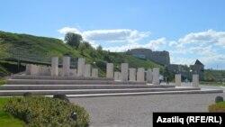 Болгарда татарлар кулланган язуларга истәлек ташлары