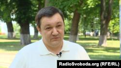 Дмитро Тимчук, координатор групи «Інформаційний спротив»