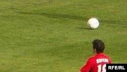 Единственный гол Юрия Жиркова, забитый в Гамбурге с игры, не помог ЦСКА... Фото Игоря Швейцера