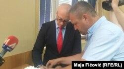 Gradonačelnik Severne Mitrovice Goran Rakić preuzima dužnost