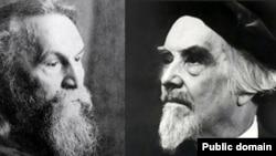 Сергей Булгаков и Николай Бердяев