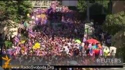 Таїланд: опозиція блокує ключові автотраси в Бангкоку