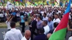 AXCP və Milli Şuranın rəhbərləri aksiyaçılara qoşulur