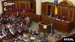 Депутатка з опозиційної «Європейської солідарності» Ніна Южаніна закликала доопрацювати документ до голосування в другому читанні