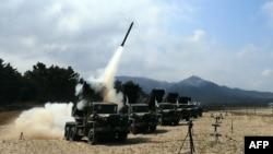 Sjeverna Koreja ispaljuje rakete