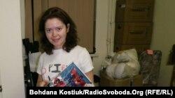 Ольга Соколовська, волонтер, що збирає подарунки для дітей, чиї батьки загинули в АТО