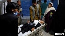 یک دانشآموز زخمی حمله بر مکتب سیدالشهدا در غرب کابل
