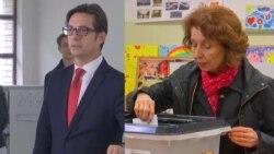 Glasanje predsedničkih kandidata