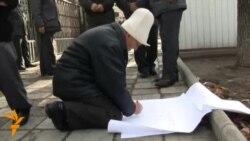 Бишкек: акция против нападений на мигрантов