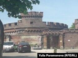 Башня Врангеля, Калининград