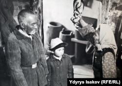 Фильм «Белый пароход».
