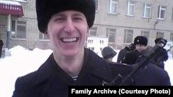 Павел Новиков, фото из семейного архива